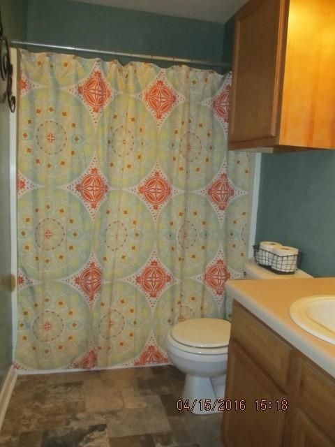 Simple guest bathroom renovation with before and after pics ...